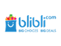 Blibli Black Friday Sale logo
