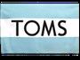 Kortingscode TOMS
